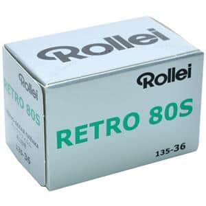 Retro 80s 135-36枚撮り