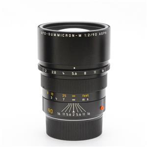 アポズミクロン M90mm F2.0 ASPH ブラック