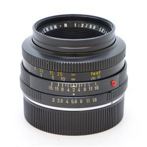 ズミクロン R50mm F2 (2-CAM)