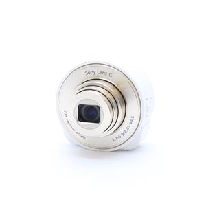 Cyber-shot DSC-QX10 ホワイト