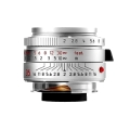 Leica (ライカ) ズミクロン M35mm F2.0 ASPH. (6bit) (フードはめ込み式) シルバー