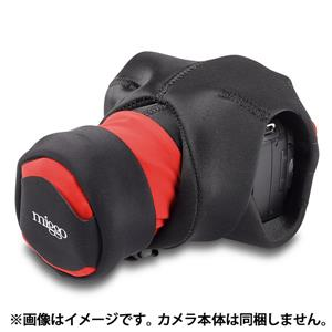 Grip and Wrap DSLR MW GW-SLR BR 70 ブラック/レッド