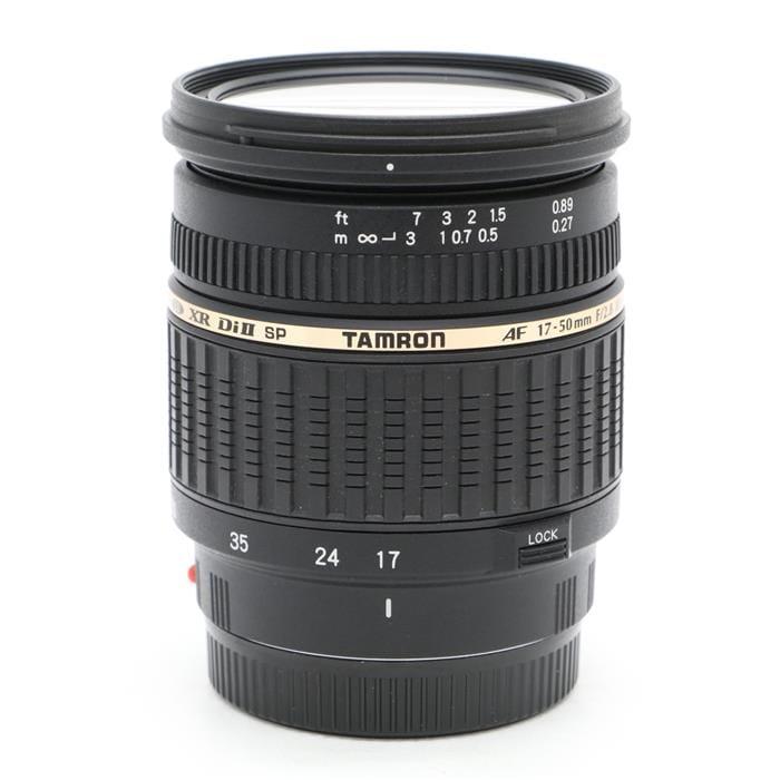 SP 17-50mm F2.8 XR DiII LD Aspherical[IF]/Model A16M(ソニーα用)
