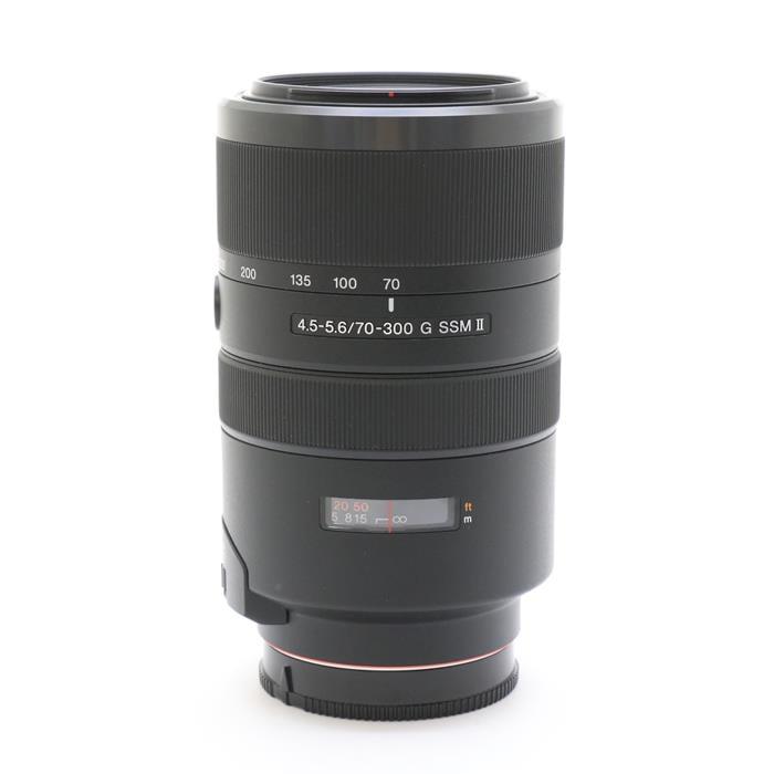 70-300mm F4.5-5.6 G SSM II SAL70300G2