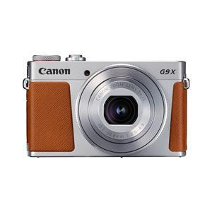 Canon (キヤノン) PowerShot G9X Mark II シルバー メイン