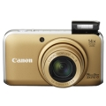 Canon (キヤノン) PowerShot SX210 IS ゴールド