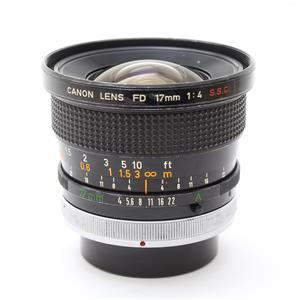 FD17mm F4 S.S.C.