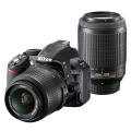 Nikon (ニコン) D3100 200mm ダブルズームキット