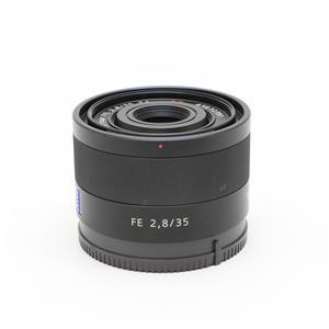 SONY (ソニー) Sonnar T* FE 35mm F2.8 ZA SEL35F28Z メイン
