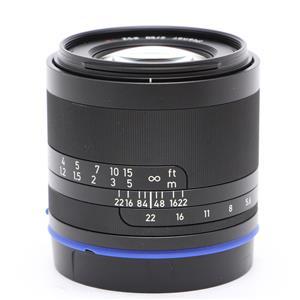 Loxia 50mm F2(ソニーE用/フルサイズ対応)
