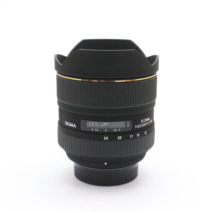 12-24mm F4.5-5.6 EX DG HSM(ニコン用)