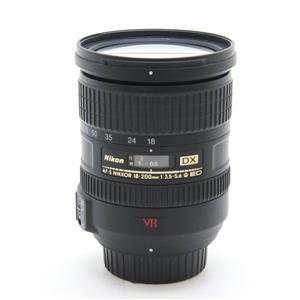 AF-S DX ED VR18-200mm F3.5-5.6 G