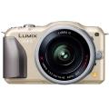 Panasonic (パナソニック) LUMIX DMC-GF5X レンズキット シャンパンゴールド