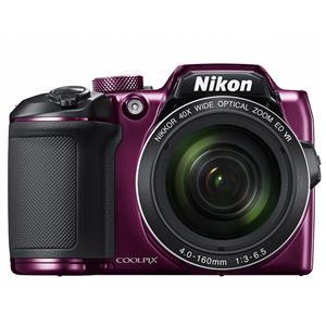 Nikon (ニコン) COOLPIX B500 プラム メイン