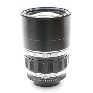 テリート 200mm F4 (ビゾフレックス用レンズ)