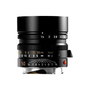 LEICA ズミルックス M50mm F1.4 ASPH. (6bit) ブラック