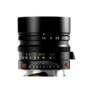 ズミルックス M50mm F1.4 ASPH. (6bit) ブラック