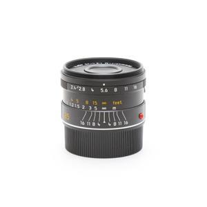 Leica (ライカ) ズマリット M35mm F2.4 ASPH. ブラック メイン