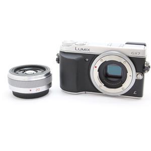 LUMIX DMC-GX7C レンズキット シルバー