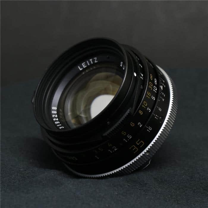 ズミルックス M35mm F1.4 2nd 70周年記念