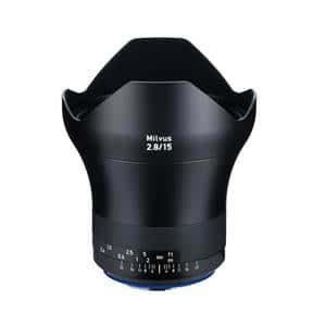 Milvus 15mm F2.8 ZE(キヤノンEF用)