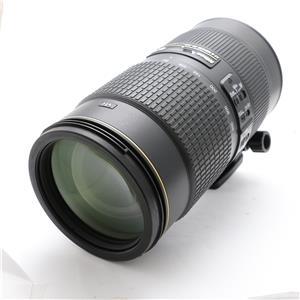 AF-S NIKKOR 80-400mm F4.5-5.6G ED VR