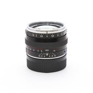 C Sonnar T* 50mm F1.5 ZM ブラック