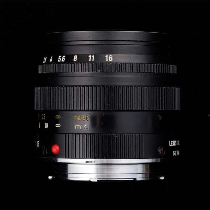 ズミルックス M50mm F1.4 オリジナル