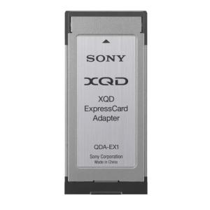 XQDエクスプレスカードアダプター QDA-EX1
