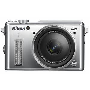 Nikon 1 AW1 防水ズームレンズキット シルバー