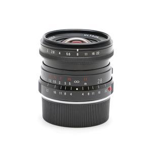 ULTRON 28mm F2 VM(ライカM用)