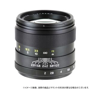 CREATOR 85mm F2 (キヤノン用) ブラック