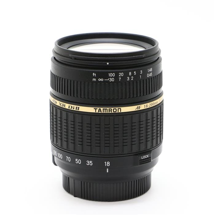 AF18-200mmF3.5-6.3XR DiII(ニコン用内蔵モータータイプ)
