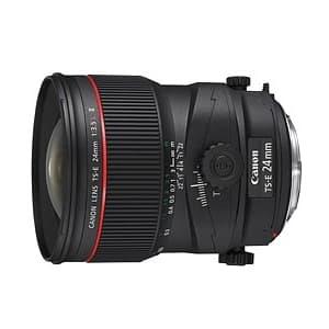 Canon (キヤノン) TS-E 24mm F3.5 L II メイン