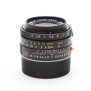 ズミクロン M35mm F2 ASPH (6bit)  ブラック