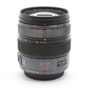 G X 12-35mm F2.8 ASPH. POWER O.I.S. ブラック