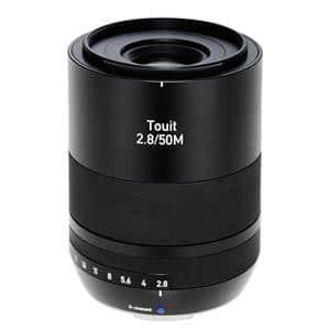 Touit 50mm F2.8 マクロ(フジフイルムX用)