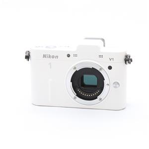 Nikon 1 V1 ボディ ホワイト