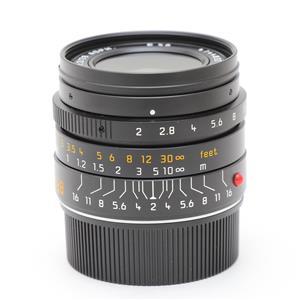 ズミクロン M28mm F2.0 ASPH (フードはめ込み式) (6bit)