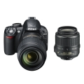 Nikon (ニコン) D3100ダブルズームキット