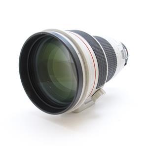 New FD200mm F1.8L