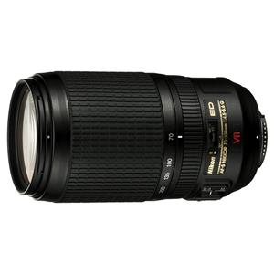 AF-S VR Zoom-Nikkor 70-300mm F4.5-5.6G IF-ED