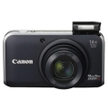 Canon (キヤノン) PowerShot SX210 IS ブラック