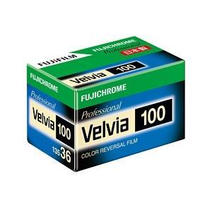 Velvia 100 36枚撮り 5本パック