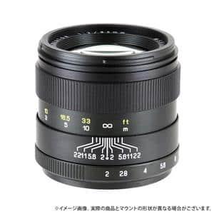 CREATOR 85mm F2 (ニコン用) ブラック