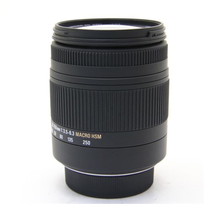 18-250mm F3.5-6.3 DC MACRO OS HSM (ニコンF用)