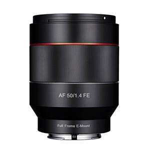 AF 50mm F1.4 (ソニーE用/フルサイズ対応)