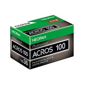 NEOPAN 100 ACROS 36枚撮り 3本パック