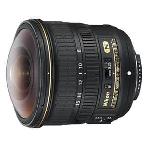 Nikon (ニコン) AF-S Fisheye NIKKOR 8-15mm F3.5-4.5E ED メイン