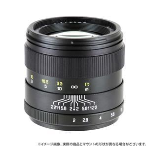 CREATOR 85mm F2 (ソニーα用) ブラック